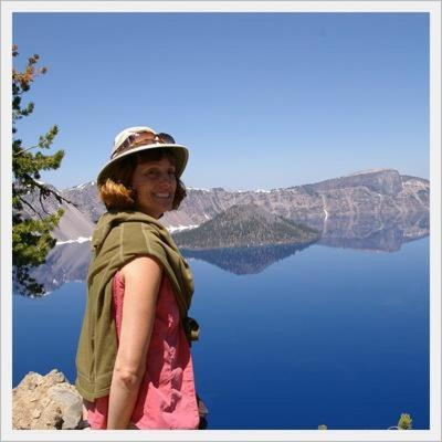 Crater Lake Vista, OR - 2008