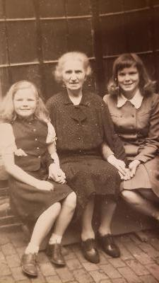 Debbie, Grandmother Otander, Diane